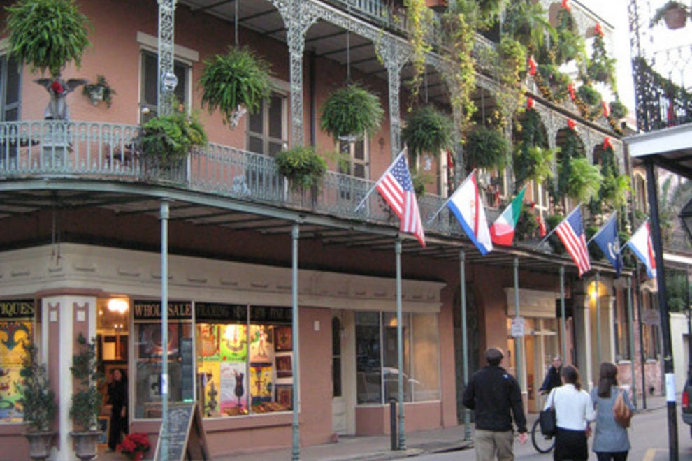 Royal street new orleans shopping review 10best experts for Magazine street new orleans shopping guide