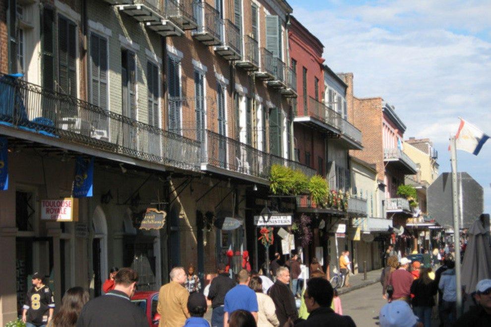 Restaurants Near Audubon Park New Orleans