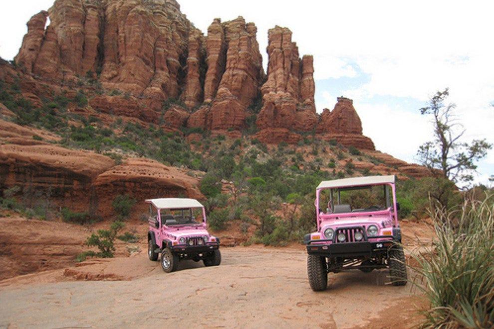 Adventure Jeep Tours