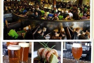 Eat, Drink, and Be Merry at These Seattle-Area Brew Pubs