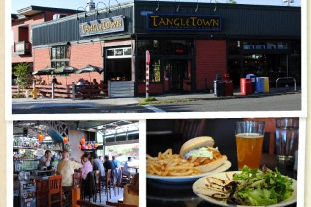 Elysian Brewing Company Tangletown