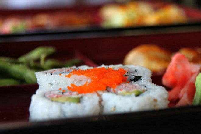 Sushi in Baltimore