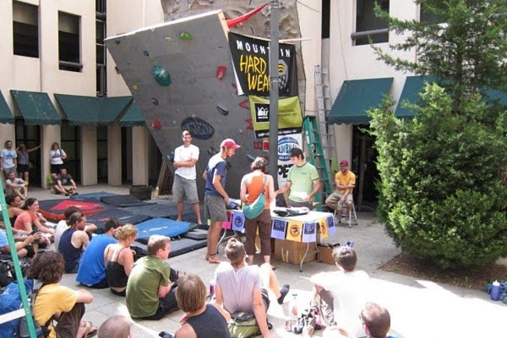 ClimbMax Indoor Climbing Center