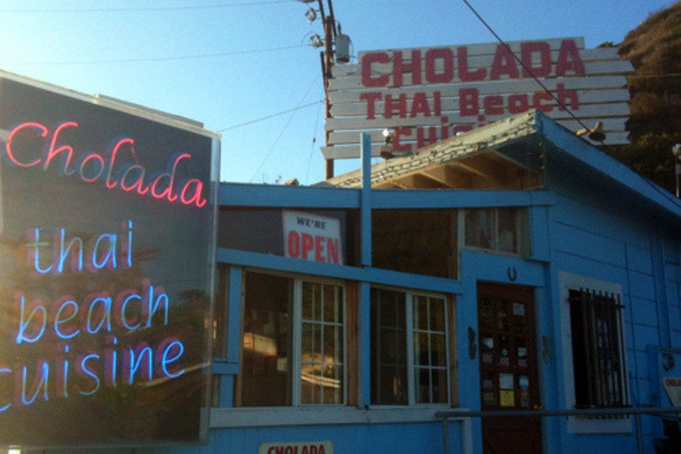 Cholada Los Angeles Restaurants Review 10best Experts
