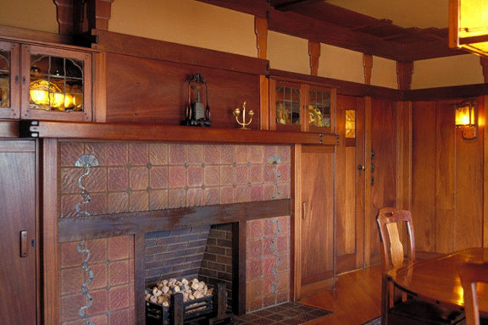 Gamble House: Los Angeles Attractions Review - 10Best Experts and ...