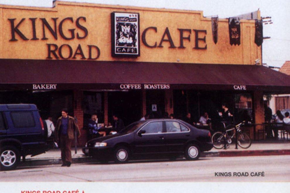 国王路咖啡馆