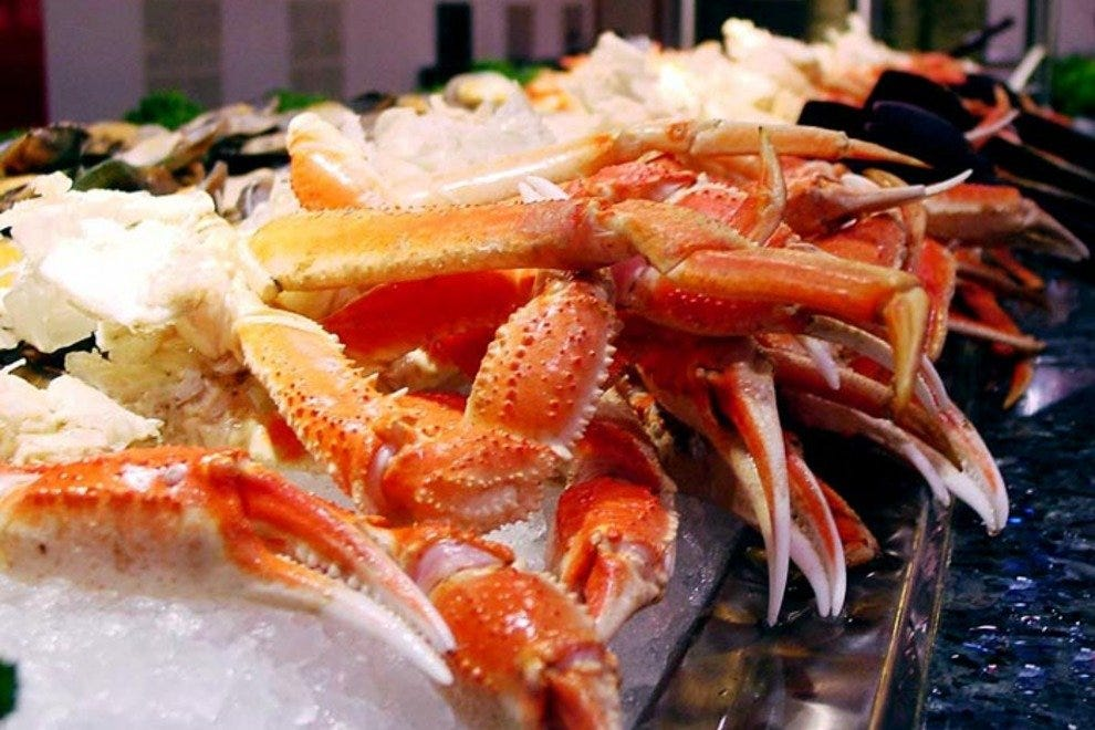 All You Can Eat Crab Legs Myrtle Beach Restaurants