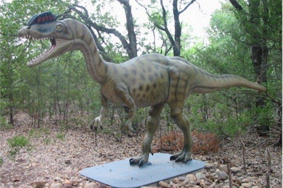 Dinosaur Park Austin Attractions Review 10best Experts