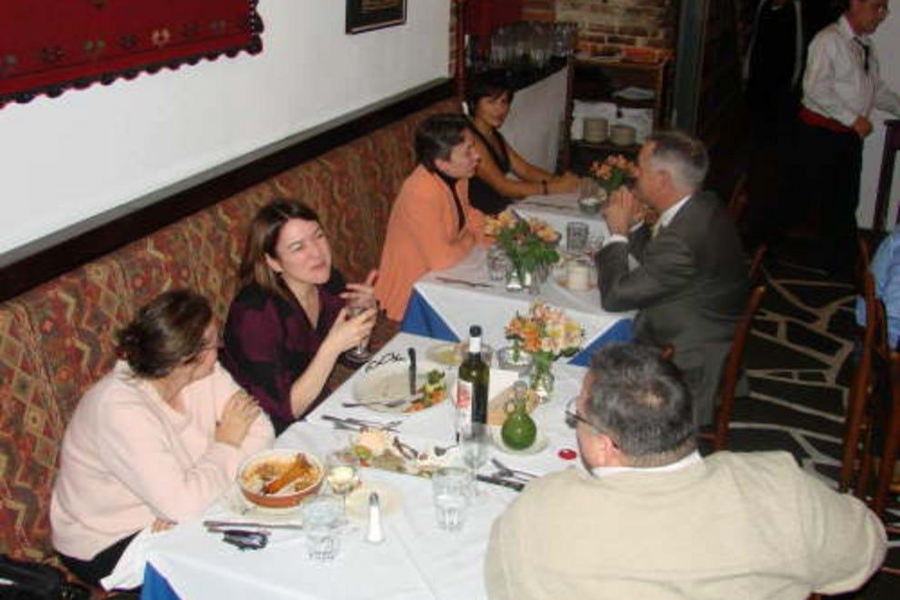 Taverna cretekou dress code for Alexandrya mediterranean cuisine portland or