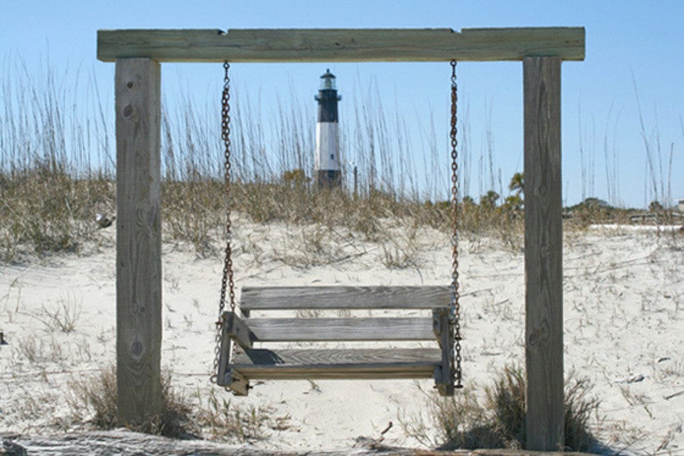 Little Tybee Island Beach