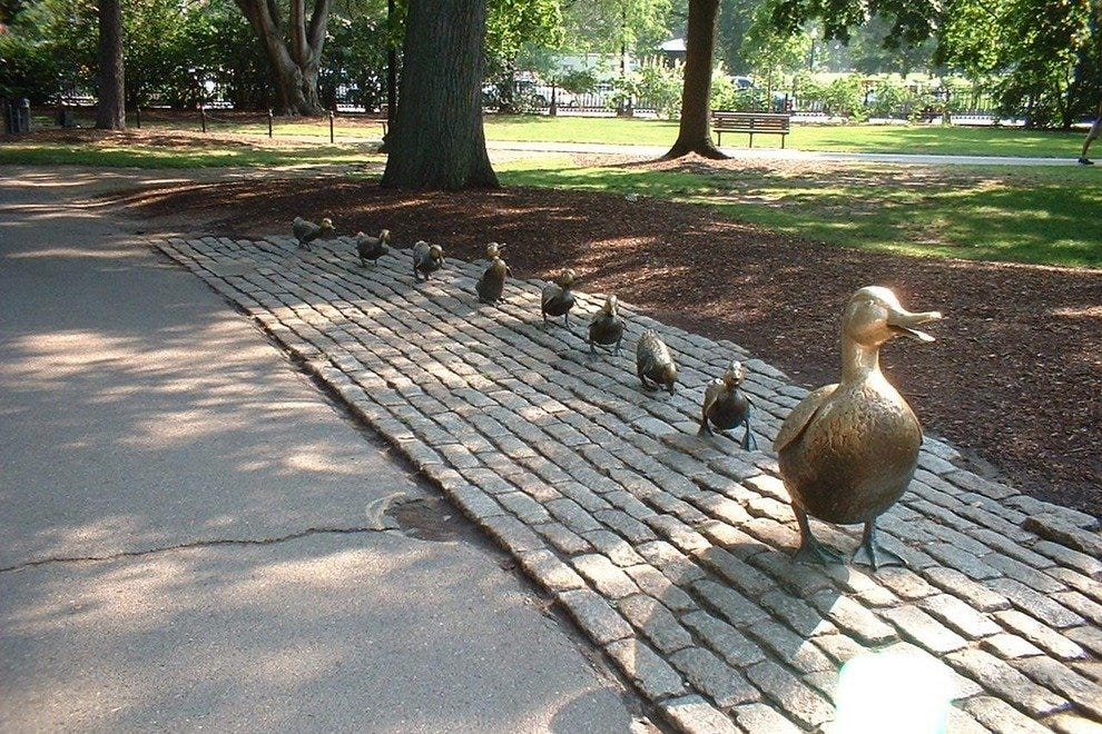 Boston Public Garden Boston Attractions Review 10best Experts And Tourist Reviews