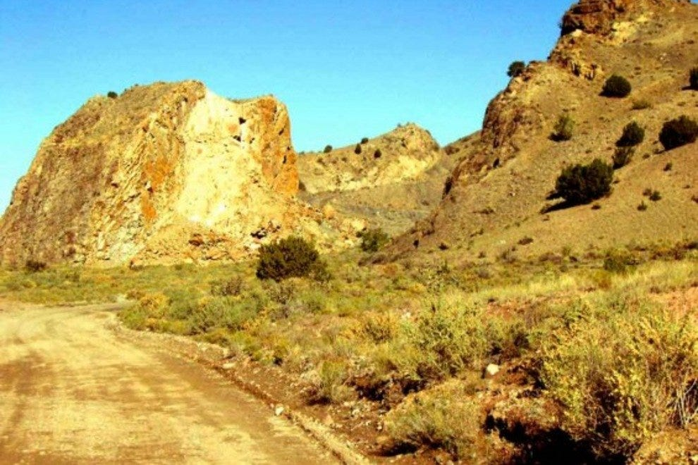 Turquoise Trail National Scenic Byway
