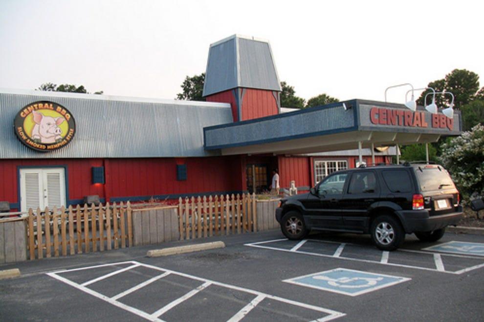 Central Bbq Memphis Restaurants Review 10best Experts