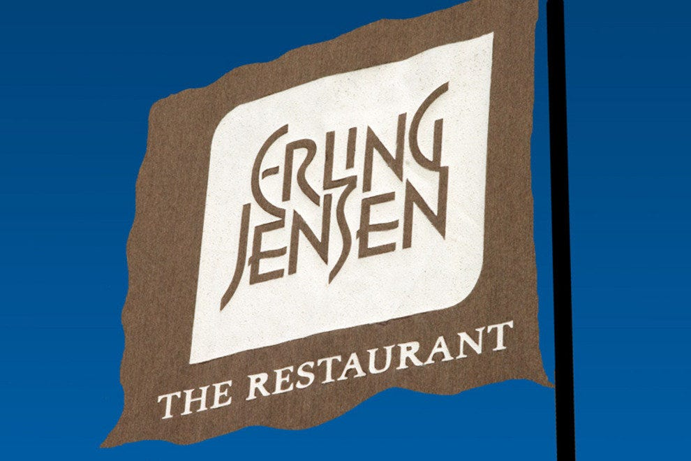 Erling Jensen - The Restaurant