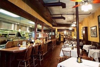 Blue Ridge Dining Room Asheville Restaurants Review