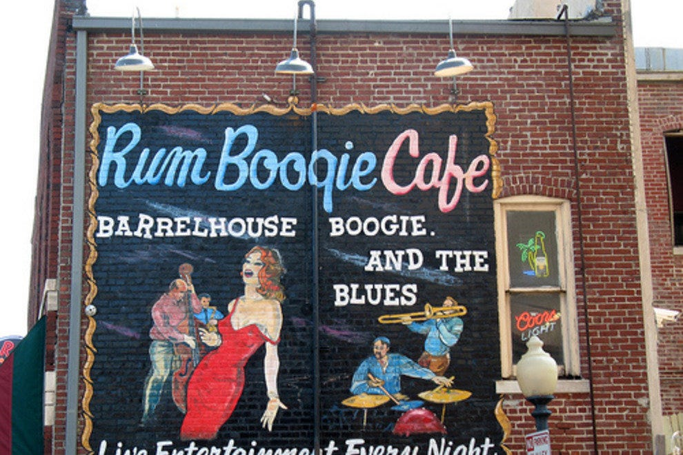 Rum Boogie Cafe