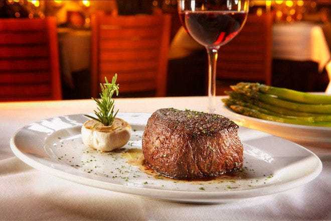 Score (Valentine points) for sure at these romantic Orlando restaurants