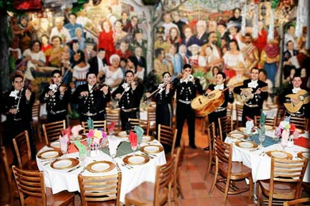 San Antonio Mexican Food Restaurants 10best Restaurant