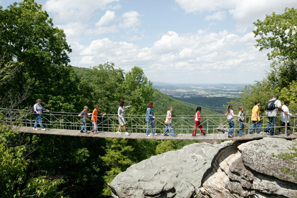 Rock City Chattanooga Attractions Review 10Best Experts and