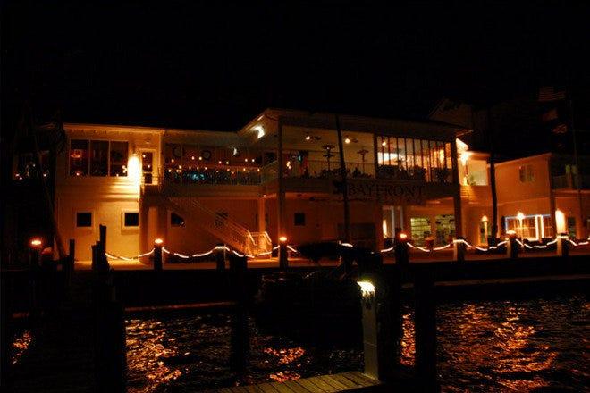 海湾小酒馆