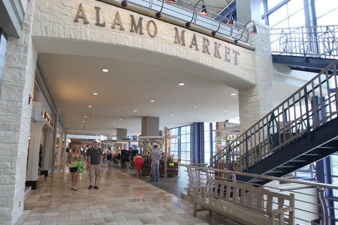 Shopping Malls and Centers in San Antonio