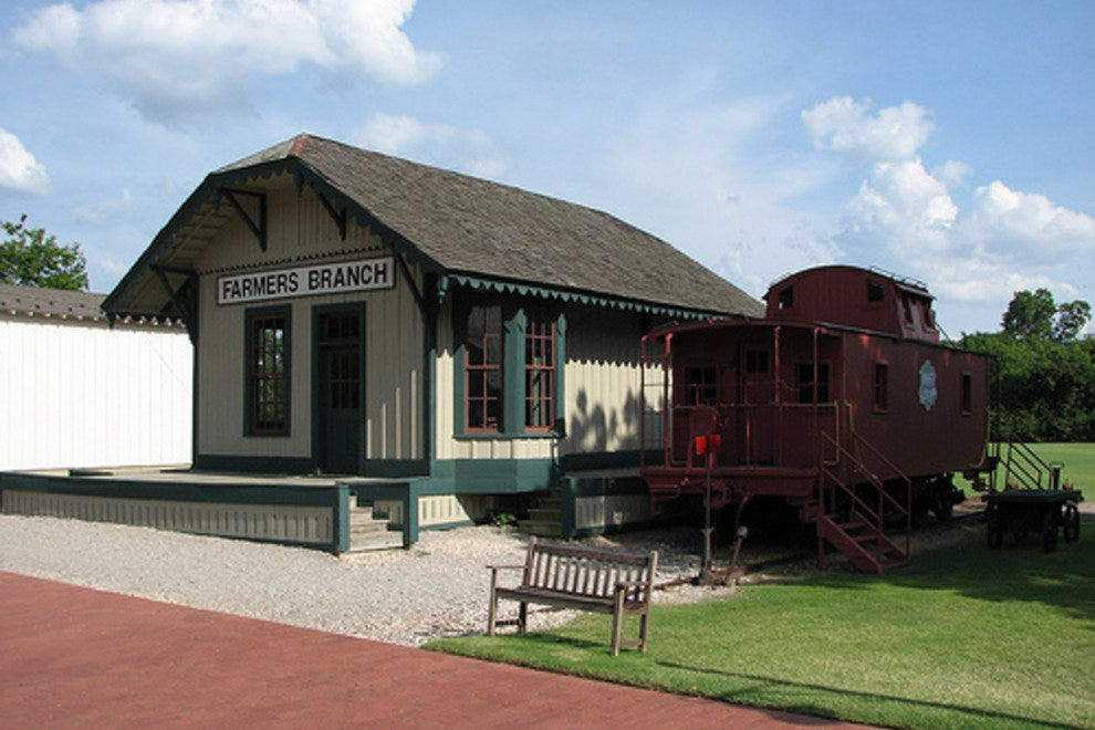 Farmers Branch Historical Park