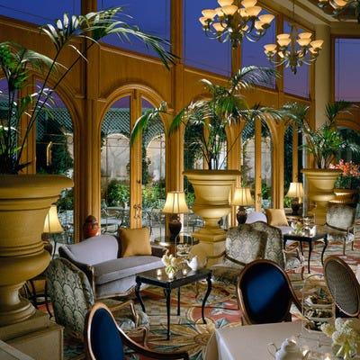 Mary Cassatt Tea Room Hours