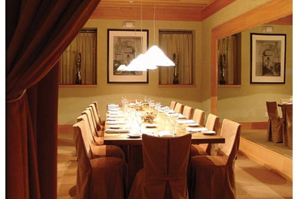 Private Dining Rooms Seattle Il Fornaio Seattle Restaurants Review 10best  Experts