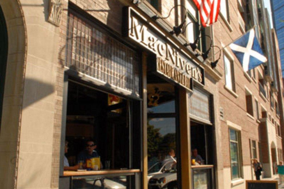 麦克尼文餐厅和酒吧