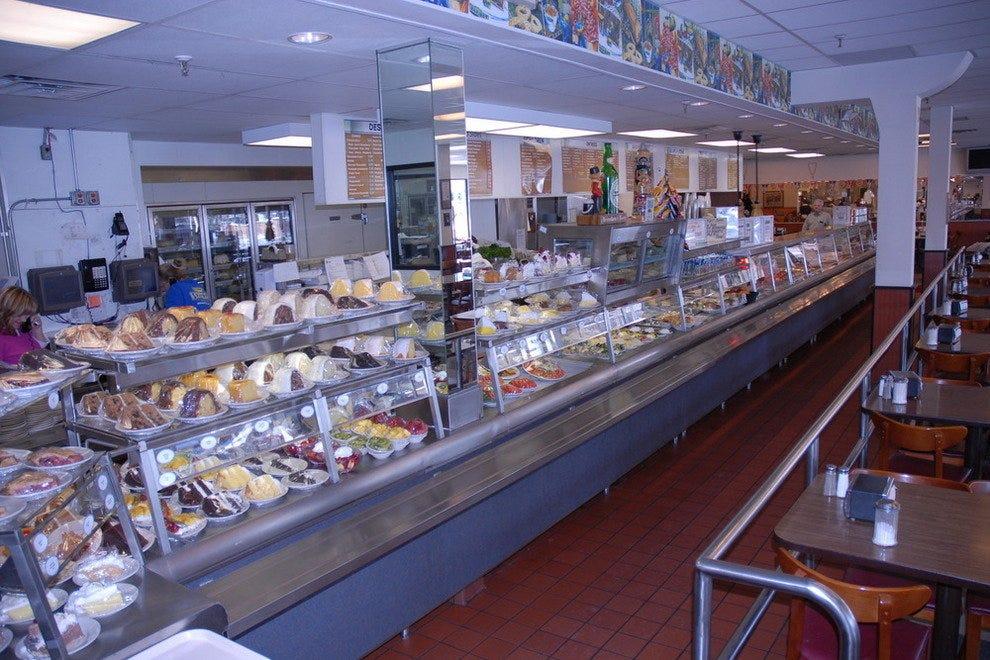 夏皮罗的熟食店和自助餐厅