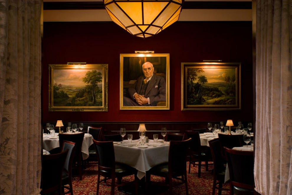 The Capital Grille: Indianapolis Restaurants Review - 10Best Experts ...