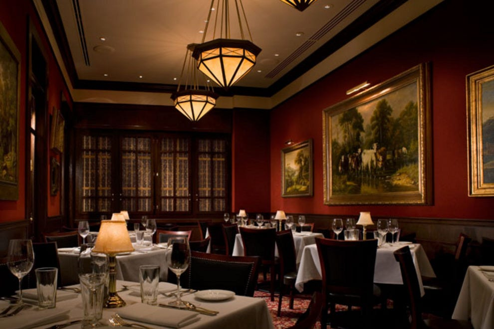 The Capital Grille Indianapolis Restaurants Review