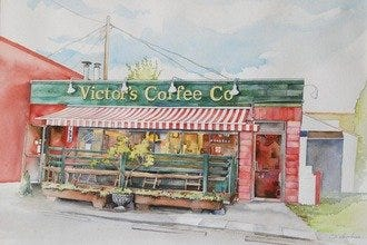 Victor's Celtic Coffee Company
