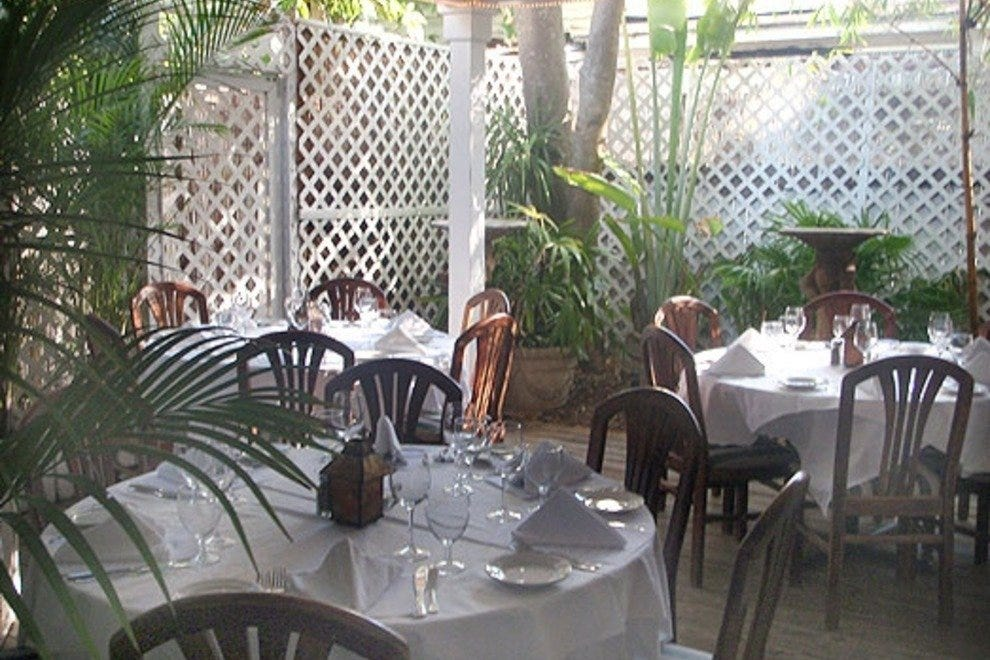 Key West Themed Backyard : Key West Outdoor Dining Restaurants 10Best Restaurant Reviews