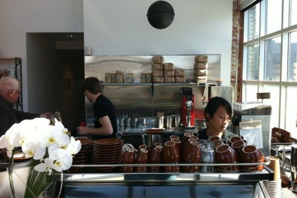 Blue Bottle Coffee Café