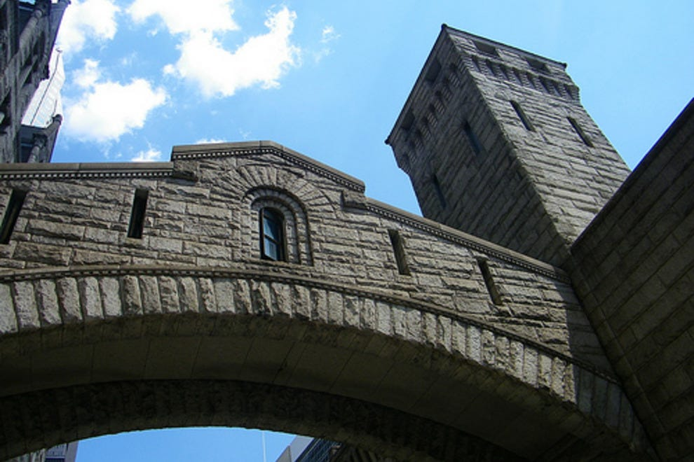 Allegheny County Courthouse and Jail