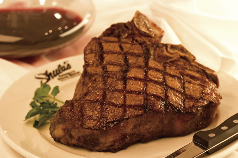 Shula 39 s steak house tampa tampa restaurants review for S kitchen steak house