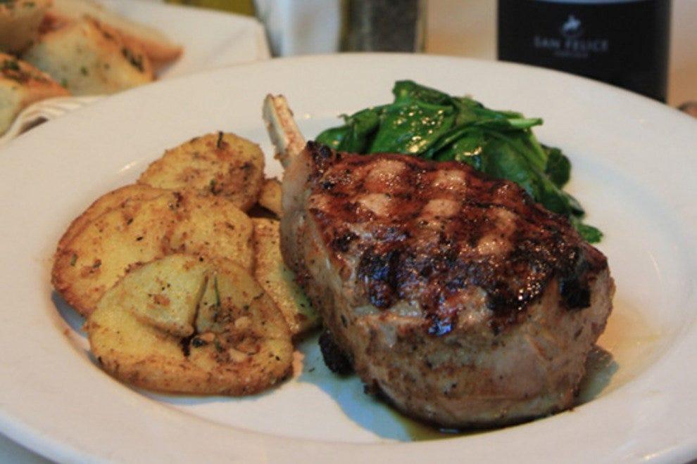 Damian 39 s cucina italiana houston restaurants review for Cucina italiana