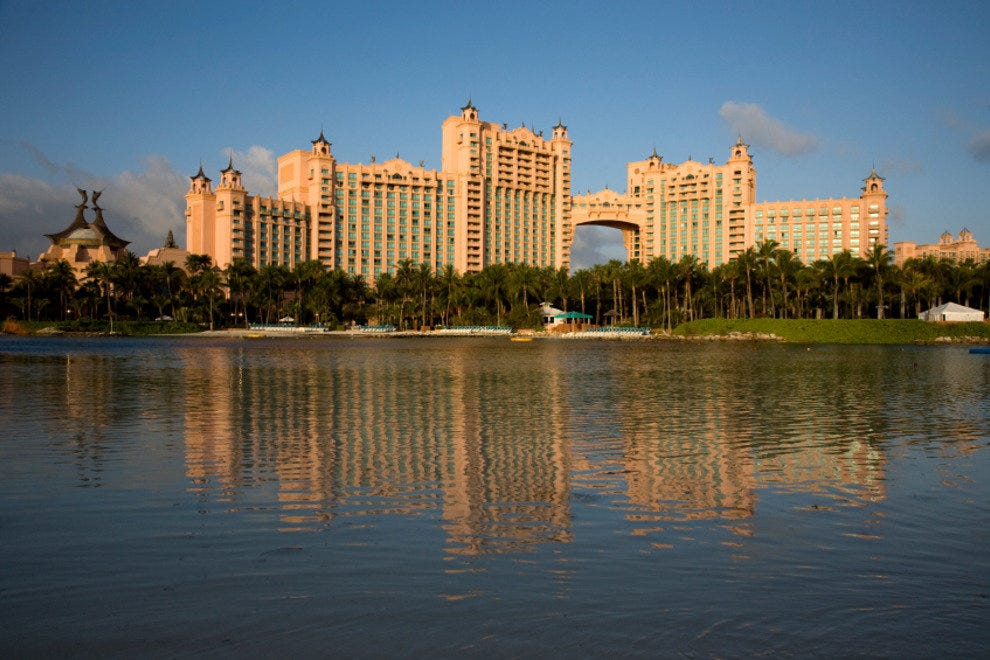 "Best Family Spring Break Destinations: <a target=""_blank"" href=""http://www.10best.com/Nassau,Bahamas/"">Atlantis Resort, Paradise Island, Bahamas</a>"