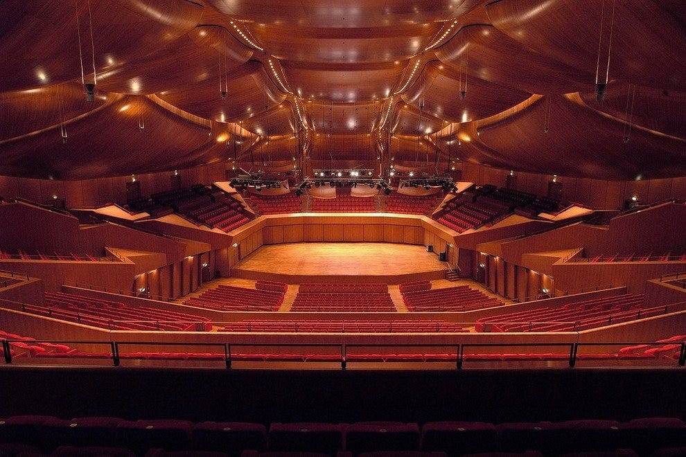 帕科德拉音乐礼堂