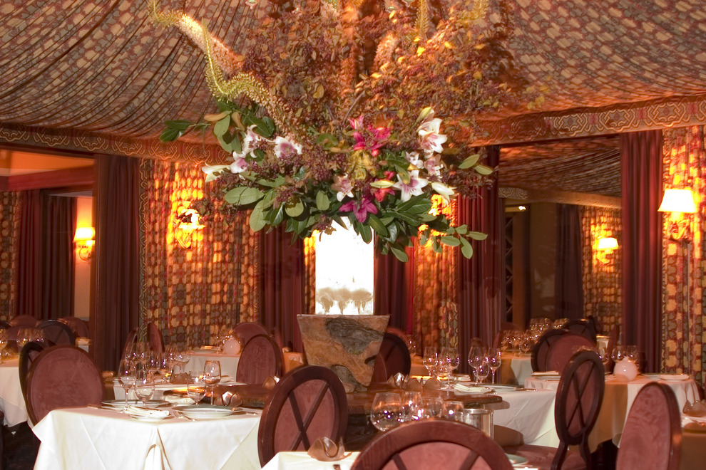 San francisco romantic dining restaurants 10best for Romantic restaurants in california