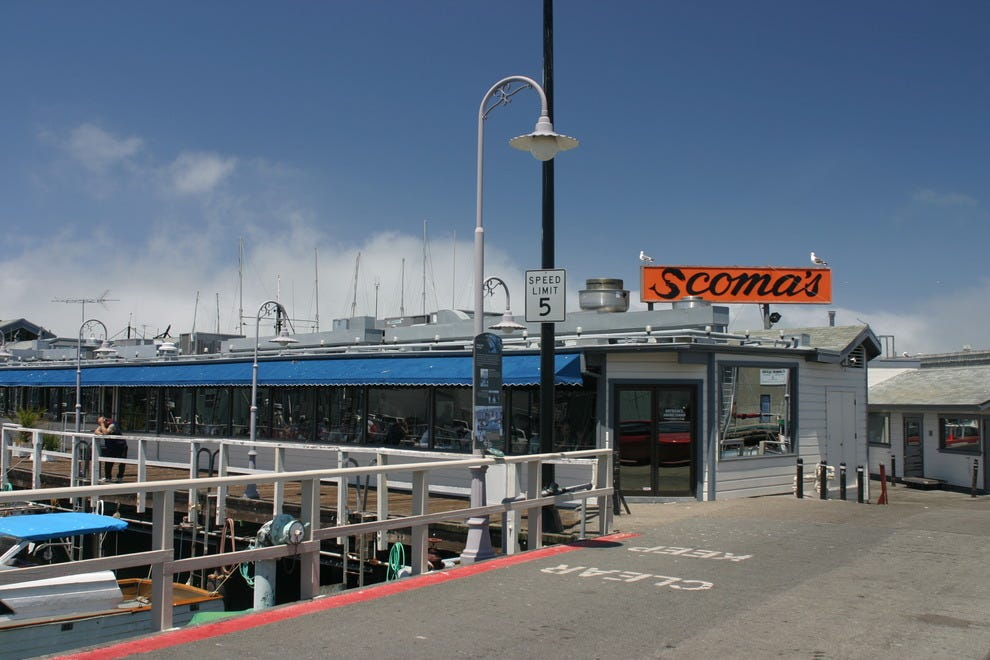 Scoma S San Francisco Restaurants Review 10best Experts