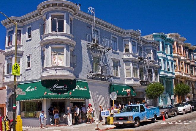 Restaurant Slideshow Breakfast In San Francisco