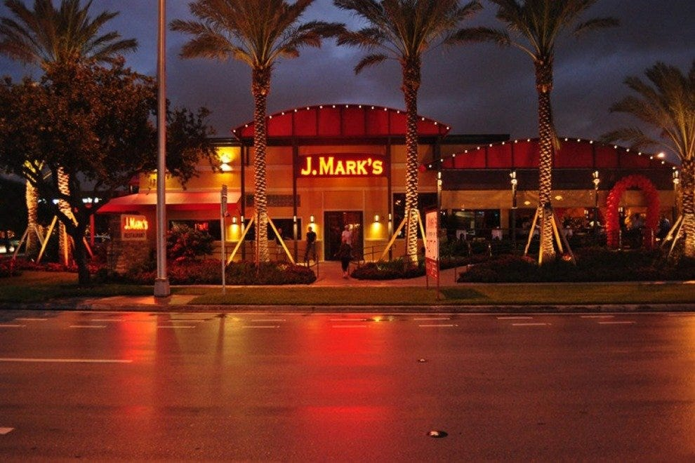 J. Mark's Restaurant & Bar