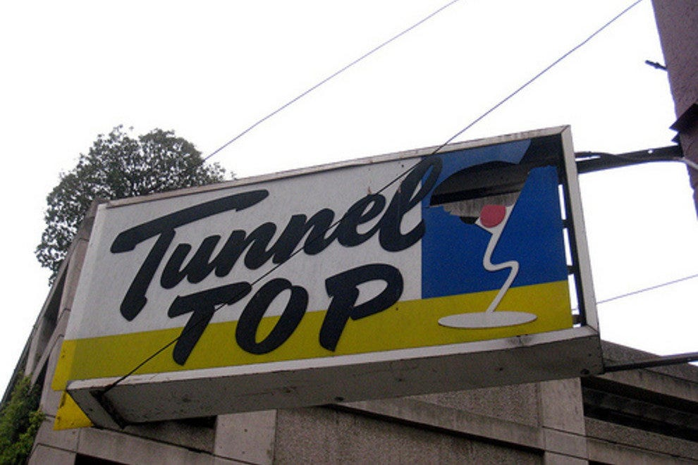 Tunnel Top Bar