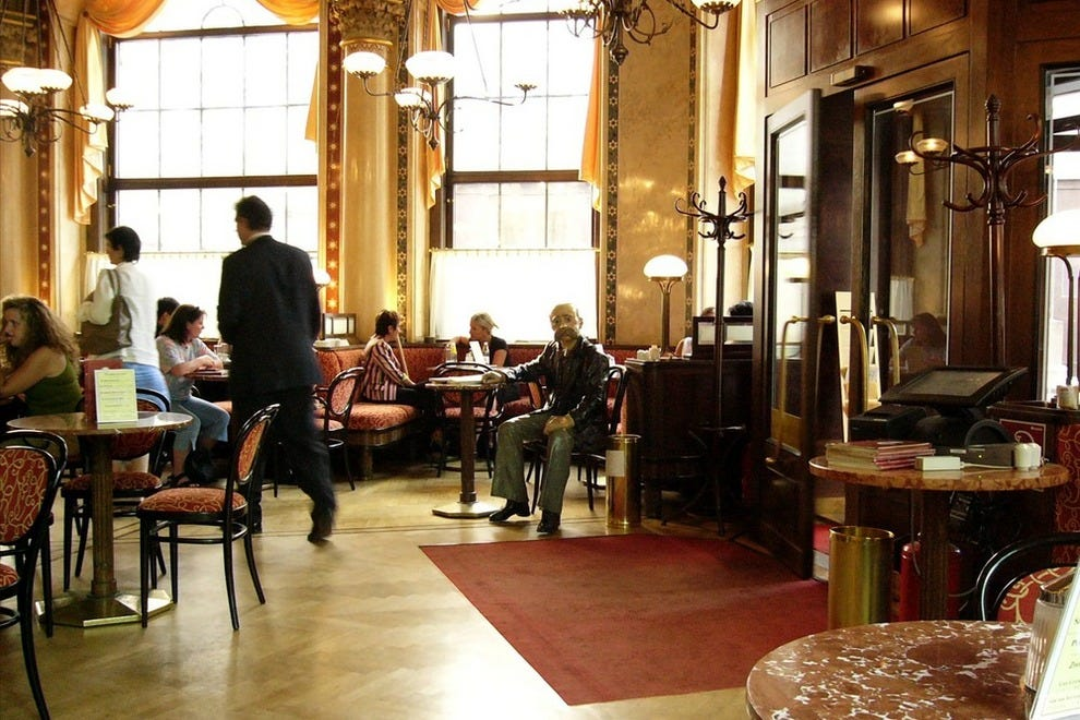 Caf Central Vienna Restaurants Review 10Best Experts