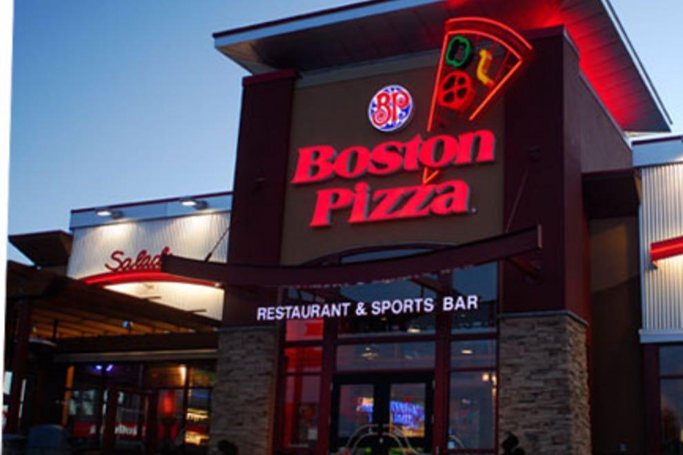 Niagara falls restaurants restaurant reviews by 10best for Pizza restaurants
