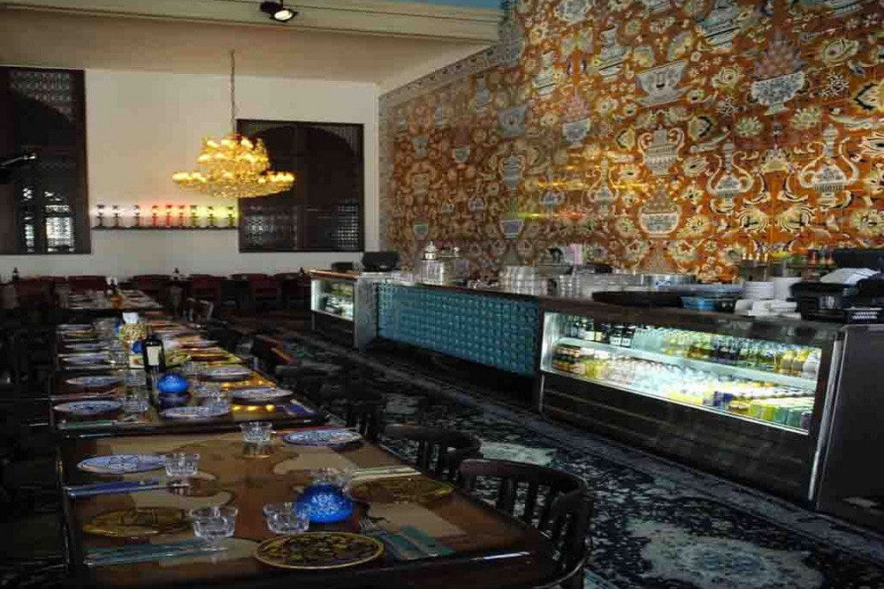 Bazar Amsterdam Restaurants Review 10best Experts And