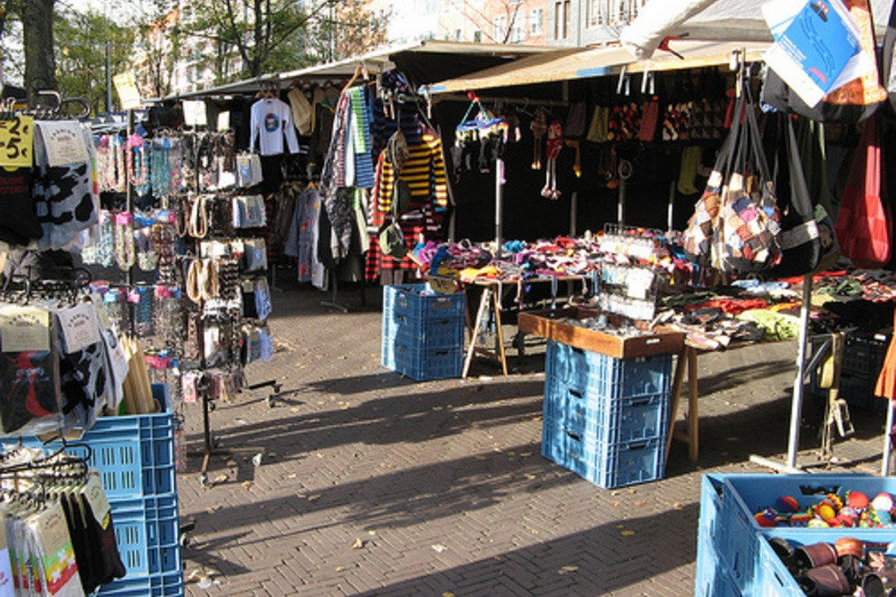 Waterlooplein Flea Market