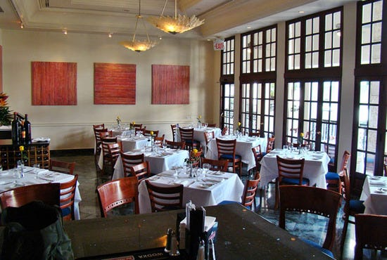 Trevini Palm Beach West Palm Beach Restaurants Review